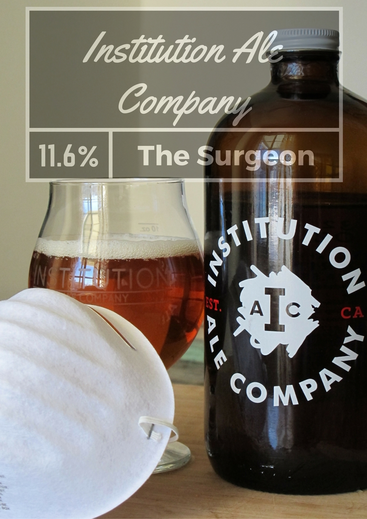 Beer review: The Surgeon IPA (Institution AleCompany)